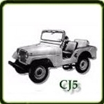 Frame category  G503 Army Jeep Parts for  CJ5 Military Jeeps