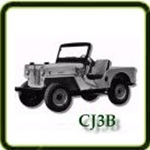 Fuel category  G503 Army Jeep Parts for  CJ3B  Military Jeeps