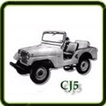Fuel category  G503 Army Jeep Parts for  CJ5  Military Jeeps