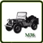 Fuel category  G503 Army Jeep Parts for  M38  Military Jeeps