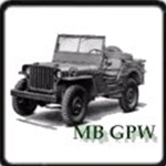 Electrical category  G503 Army Jeep Parts for  Willys MB or  Ford GPW Military Jeeps