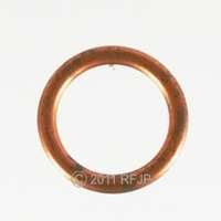 MB GPW, MB GPW PartsOil filter cover bolt gasket -A1233,MB,GPW,A1233 Jeep G503 RFJP VintageJeeps