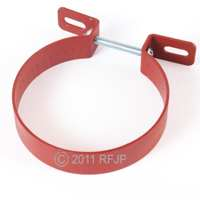 MB GPW, MB GPW PartsOil filter housing clamp  -A1251,MB,GPW,A1251 Jeep G503 RFJP VintageJeeps
