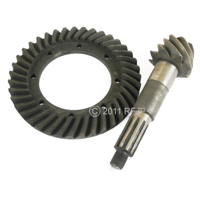 Ring and pinion Dana 25 front or rear - 801925
