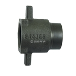 MB GPW, MB GPW PartsClutch release bearing carrier -639654,MB,GPW,639654 Jeep G503 RFJP VintageJeeps
