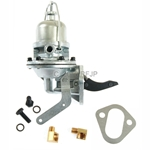 G503,Army Jeep, Military Jeep, Military, WWII, Post War, Willys, Ford, CJ,MB,GPW,M38,Fuel pump w/primer lever - A8323
