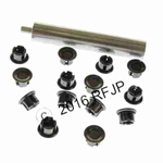 MB GPW, MB GPW PartsSide curtain sockets fastener  -A3051,MB,GPW,A3051 Jeep G503 RFJP VintageJeeps