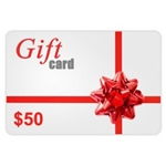 $50 Gift Card by Email