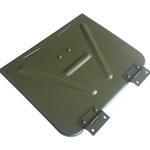 Tool box lid for the GP, GP-114610 Vintagejeeps RFJP G503 MB GPW Part GP-16450