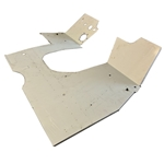 MB GPW body panel front floor - A12003 ACM-1 Vintagejeeps RFJP G503 MB GPW Part A12003 ACM 1 Jeep