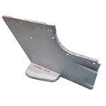 MB GPW MB GPW body panel front drivers side 1/4 cowl panel with step -A12011 Vintagejeeps RFJP G503