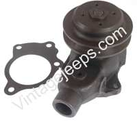 G503,Army Jeep, Military Jeep, Military, WWII, Post War, Willys, Ford, CJ,MB,GPW,M38,Water pump,649844