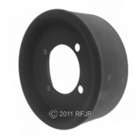 MB GPW, MB GPW PartsEbrake drum with external band -A1002,MB,GPW,A1002 Jeep G503 RFJP VintageJeeps