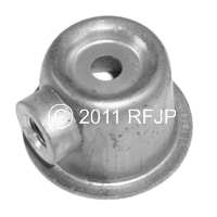 MB GPW, MB GPW PartsPositive crankcase ventilator cup body -A6919,MB,GPW,A6919 Jeep G503 RFJP VintageJeeps