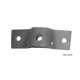 Windshield pivot bracket windshield to cowl -A2213