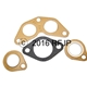 G503,Army Jeep, Military Jeep, Military, WWII, Post War, Willys, Ford, CJ,MB,GPW,M38,Exhaust manifold to block gasket set F head 801345
