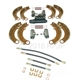 Master brake kit, M38-CJ2a late -MBK M38 CJ2a LATE