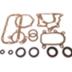 MB GPW Transfercase gasket kit with double lip seals -A1543+ Vintagejeeps RFJP G503 MB GPW Part A1543 Jeep