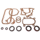 MB GPW, MB GPW PartsTransfercase gasket kit with seals -A1543,MB,GPW,A1543 Jeep G503 RFJP VintageJeeps