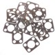MB GPW King pin adjustment shim pack -A6882 Vintagejeeps RFJP G503 MB GPW Part A6882, A830, A831, a832 Jeep