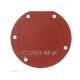 Master cylinder inspection cover, GPW -A2990 GPW